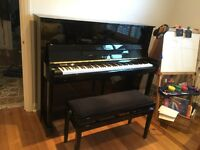 Kawai Acoustic Upright For Sale with Silent System- Excellent Condition