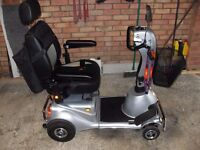 Quingo Plus Mobility Scooter - 5 wheel Good condition