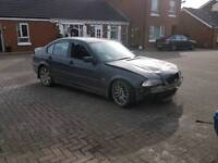 Bmw 318i se for breaking CHEAP £10 Each!