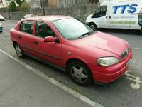 Vauxhall Astra 1.6 8v (spares or repair)