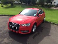 Audi A3, 1.6 TDI, 14 plate