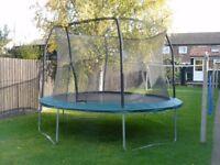 Trampoline for sale 10 feet