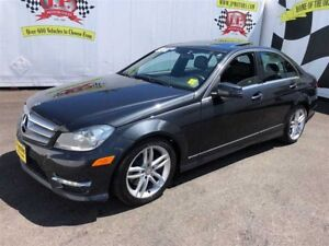 2013 Mercedes-Benz C-Class Automatic, Sunroof, AWD, 60, 000km