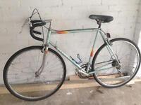Peugeot vintage retro road racing bike