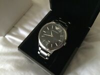 ** Genuine, Mens 'EMPORIO ARMANI' watch for sale £120**