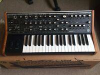 Moog SUB 37 Analogue Synthesizer