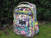Ju-Ju-Be Tokidoki backpack / baby Changing bag Very Rare bag!!!