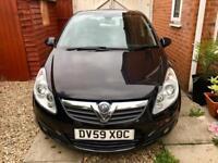 59 Vauxhall Corsa 1.4 i 16v DESIGN AC 5dr,/MOT 13/06/2019 Service history /Hpi Clear 07459871313
