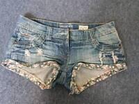 Soul Cal jeans shorts