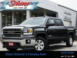 2014 GMC Sierra 1500 SLE 1OWNER TRADE