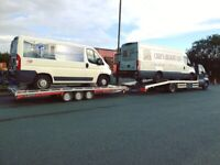 VAN CAR VEHICLE RECOVERY 4X4 SUV TRANSPORT DELIVERY SERVICE MANCHESTER OLDHAM ASHTON HYDE