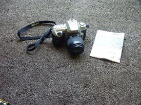 Nikon F60 SLR Camera