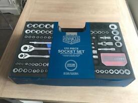 Halfords Professional Advanced 170 Piece Socket set.