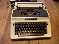 silver reed 500 typewriter