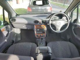 AUTOMATIC Merceds Benz 1.6 auto low mileage PRIVET PLATE