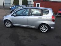 57 HONDA JAZZ MOT OCT FSH 10 STAMPS £1850