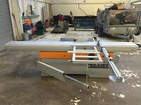 Felder K500S Sliding Table Panel Saw Good Condition 2008 Model