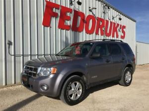 2008 Ford Escape XLT 1 YR WARRANTY INCLUDED!!