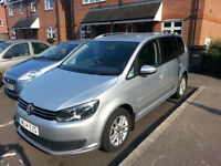 VW Touran 2014 for sale, 7 seater MPV, Excellent condition, only £9950