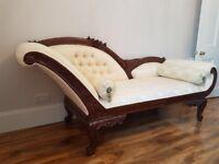 Chaise Longue/ Sofa