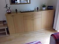 Large sideboard for quick sale