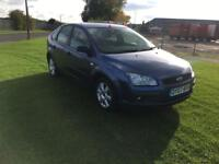 07 REG FORD FOCUS 1.8 SPORT 5DR-TIMING BELT & WATERPUMP AT 89K-GREAT HISTORY-LOOKS & DRIVES WELL