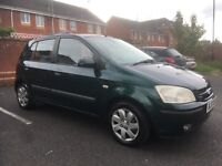 Hyundai Getz 1.1 Manual In Good Condition, 12 Months MOT, Drives Very Good, HPI Clear