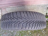 Continental Winter Tyres Set of 4 to fit Corsa, Civic Mazda etc