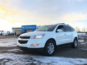 2012 Chevrolet Traverse 2LT - AWD, Power Liftgate, Leather & Mor