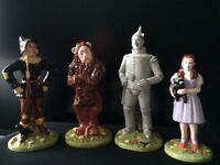 Wizard of Oz Royal Doulton figurines