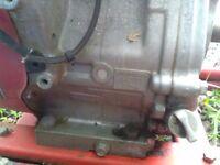Honda 15h pressure washer petrol