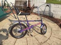 Raleigh Chopper MK2 Ultra Violet