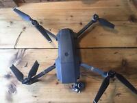 DJI mavic pro (spares or repairs) drone