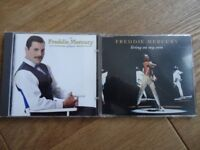 FREDDIE MERCURY CD COLLECTION