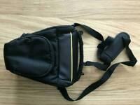 Camera bags,tripod and flash
