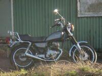 honda cm 125 custom great bike in lovely condition