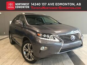 2013 Lexus RX 450H AWD Hybrid | Nav | H/C Leather Seats | 3M