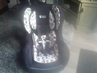 Britax Baby Weaver's Car Seat