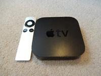 Apple TV - Internet Set Top Box - Multimedia Streaming Device