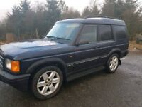 land rover idscovery 2 td5 manual swap touran