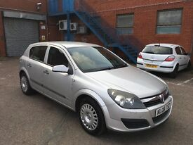 2006 Vauxhall Astra 1.4 Good Runner with history and mot