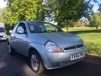 2004/54 REG FORD KA 1.3 COLLECTION ** IDEAL FIRST CAR ** £750.00 **