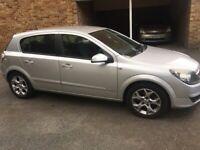 Vauxhall, ASTRA, Hatchback, 2005, Manual, 1598 (cc), 5 doors