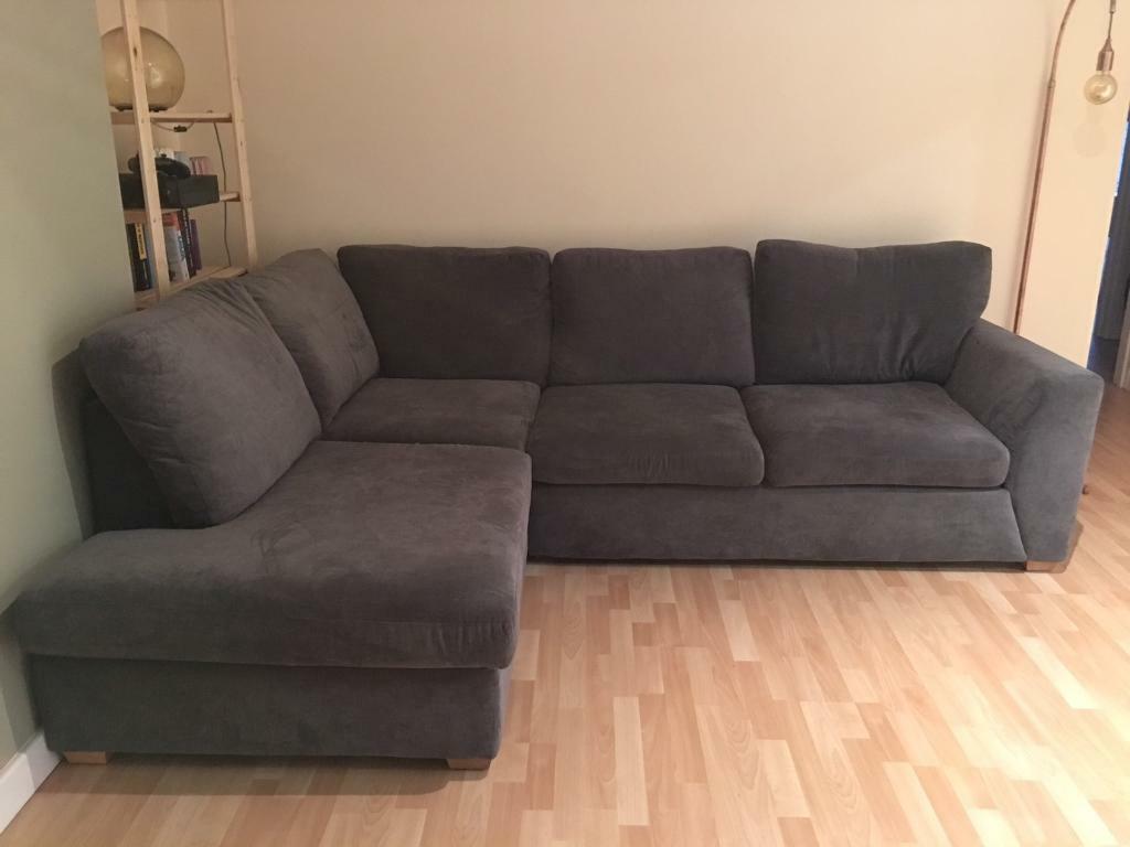 info for e6440 04f72 Excellent condition DFS Tiki graphite corner sofa RRP £1,279 | in  Southville, Bristol | Gumtree