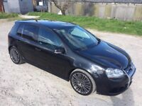 2006 VW GOLF R32 3.2 5DR BLACK *******FULLY LOADED EXAMPLE****