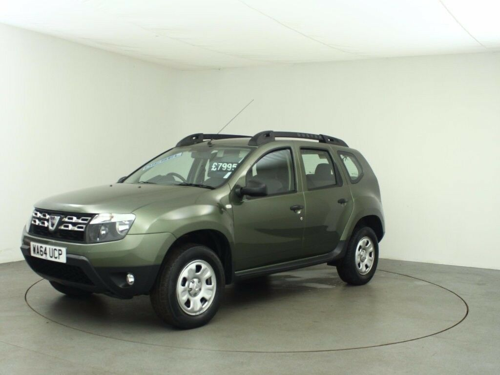 dacia duster ambiance dci green 2014 in blackwood caerphilly gumtree. Black Bedroom Furniture Sets. Home Design Ideas