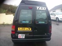 Taxi for sale/rental