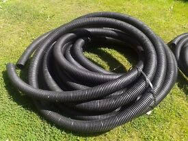 Land drain hoses / pipes