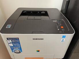 Samsung Colour Laser Printer. C1810 wireless and wonderful