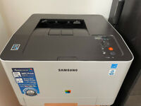Samsung Colour Laser Printer. C1810 wireless and wonderful